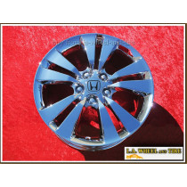 "Honda Accord OEM 17"" Set of 4 Chrome Wheels"