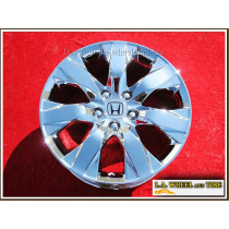 "Honda Accord sedan OEM 17"" Set of 4 Chrome Wheels"