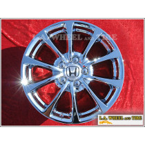 "Honda S2000 OEM 17"" Set of 4 Chrome Wheels"