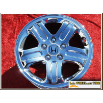 "Honda Pilot OEM 16"" Set of 4 Chrome Wheels"