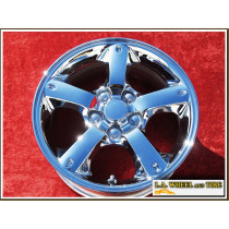 "Mazda Tribute OEM 16"" Set of 4 Chrome Wheels"