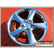 "Mazda 6 OEM 17"" Set of 4 Chrome Wheels"