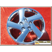 "Mazda 6 OEM 16"" Set of 4 Chrome Wheels"