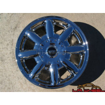 "Mini Cooper Style 82 OEM 15"" Set of 4 Chrome Wheels"