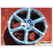 "Nissan 350Z OEM 18"" Set of 4 Chrome Wheels"