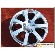 "Nissan 350Z OEM 17"" Set of 4 Chrome Wheels"