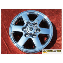 "Nissan Frontier OEM 16"" Set of 4 Chrome Wheels"