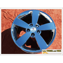 "Pontiac GTO OEM 18"" Set of 4 Chrome Wheels"