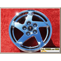 "Pontiac Grand Prix OEM 16"" Set of 4 Chrome Wheels"