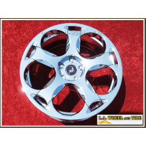 "Lamborghini Gallardo OEM 19"" Set of 4 Chrome Wheels"
