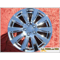 "Toyota Sienna OEM 18"" Set of 4 Chrome Wheels"