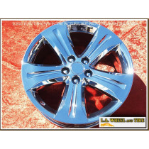 "Toyota Highlander Sport OEM 19"" Set of 4 Chrome Wheels"