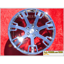 "Maserati Gran Turismo ""Neptune"" OEM 20"" Set of 4 Chrome Wheels"