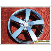 "Pontiac G6 OEM 18"" Set of 4 Chrome Wheels"