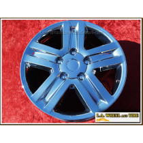 "Toyota Tundra / Sequoia OEM 20"" Set of 4 Chrome Wheels"