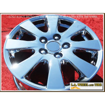 "Toyota Camry OEM 16"" Set of 4 Chrome Wheels"
