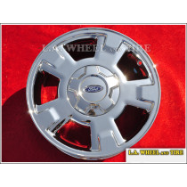 "Ford F-150 OEM 17"" Set of 4 Chrome Wheels"