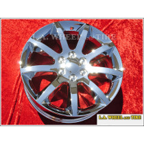 "Buick Enclave OEM 20"" Set of 4 Chrome Wheels"