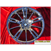 "BMW 3-Series Style 193 OEM 18"" Set of 4 Chrome Wheels"