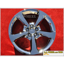 "Chevrolet Camaro OEM 20"" Set of 4 Chrome Wheels"