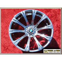 "BMW M5 / M6 Style 166 (M166) OEM 19"" Set of 4 Chrome Wheels 59545"