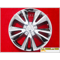 "Dodge Durango OEM 20"" Set of 4 Chrome Wheels"