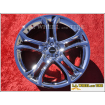 "Ford Edge OEM 22"" Set of 4 Chrome Wheels"