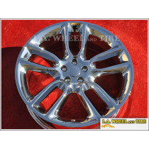 "Ford Edge / Lincoln MKX OEM 22"" Set of 4 Chrome Wheels"