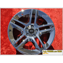 "Ford Mustang GT500 OEM 19"" Set of 4 Chrome Wheels"