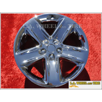 "Ford Fusion OEM 18"" Set of 4 Chrome Wheels"