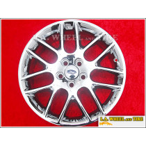 "Ford Mustang OEM 18"" Set of 4 Chrome Wheels"