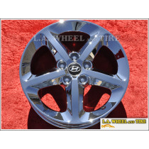 "Hyundai Sonata OEM 17"" Set of 4 Chrome Wheels"