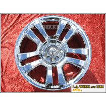 "Ford F-150 Harley Davidson Edition Forged OEM 22"" Set of 4 Chrome Wheels"