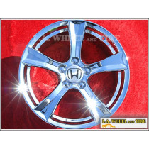 "Honda S2000 OEM 17"" Set of 4 Chrome Wheels 63940"