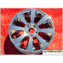 "Kia Optima OEM 18"" Set of 4 Chrome Wheels"