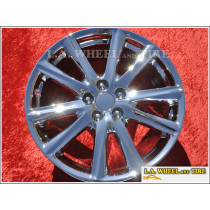 "Lexus GS350 / GS450H OEM 19"" Set of 4 Chrome Wheels"