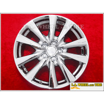 "Lexus GS350 / GS450H OEM 18"" Set of 4 Chrome Wheels"