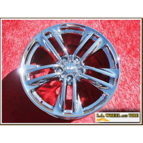 "Infiniti M35 M45 Sport OEM 19"" Set of 4 Chrome Wheels"