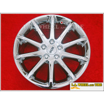 "Lincoln MKX OEM 18"" Set of 4 Chrome Wheels"