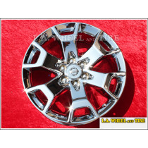 "Nissan Frontier OEM 18"" Set of 4 Chrome Wheels"