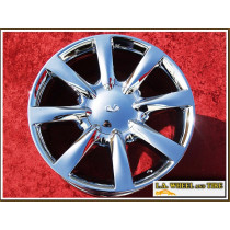 "Infiniti M45 / Q45 OEM 18"" Set of 4 Chrome Wheels"