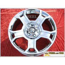 "Ford F-150 Harley Davidson Edition Forged OEM 22"" Set of 4 Chrome Wheels 3750"