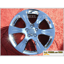"Toyota Sienna OEM 19"" Set of 4 Chrome Wheels"