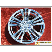 "Lexus GS450h OEM 18"" Set of 4 Chrome Wheels"