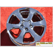 "Toyota RAV-4 OEM 17"" Set of 4 Chrome Wheels"
