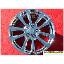 "Nissan Pathfinder OEM 18"" Set of 4 Chrome Wheels"