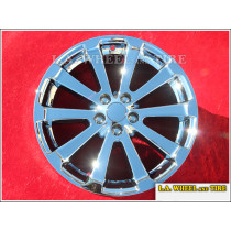 "Toyota Venza OEM 19"" Set of 4 Chrome Wheels"