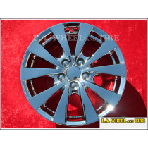 "Toyota Avalon OEM 17"" Set of 4 Chrome Wheels"