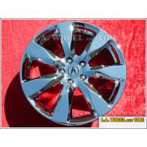 "Acura MDX OEM 19"" Set of 4 Chrome Wheels"