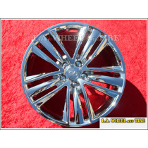 "Infiniti Q50 OEM 19"" Set of 4 Chrome Wheels"